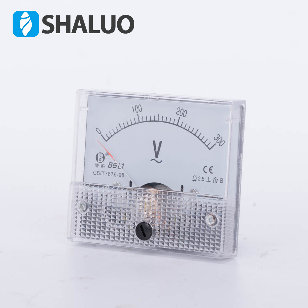 Single phase 85L1 300v AC voltage meter