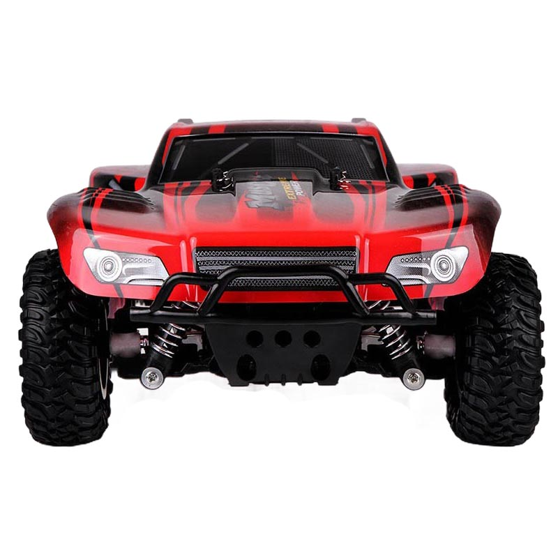 1/16 RC Car High Speed climbing Car 4x4 Double Motors Drive Bigfoot Car Remote Control Model Off-Road Vehicle toys For Boys Kids