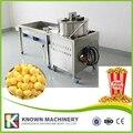 Professionelle zwei minuten/charge edelstahl gas Ball Popcorn  der Maschine freies verschiffen durch meer|machine machine|machine makingmachine popcorn -