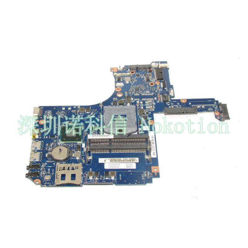 все цены на NOKOTION laptop motherboard H000053120 For toshiba Satellite L50 L50-A P50 HD4000 HM70 DDR3 Main board works