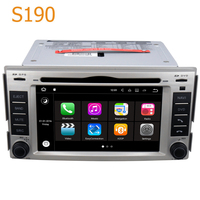 Road Top Winca S190 Android 7 1 System PX3 Car GPS DVD Player For Hyundai Santa