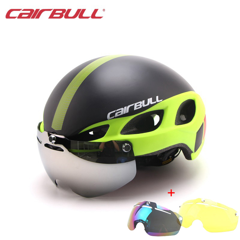 CAIRBULL 2017 New Ultralight Cycling Helmet High Quality Bike Safety Hat Goggles MTB Integrally Molded Helmets Capacete ciclismo high quality safety helmet fiberglass 5 colors casco de seguridad y class of chinese standards helmets hard hat