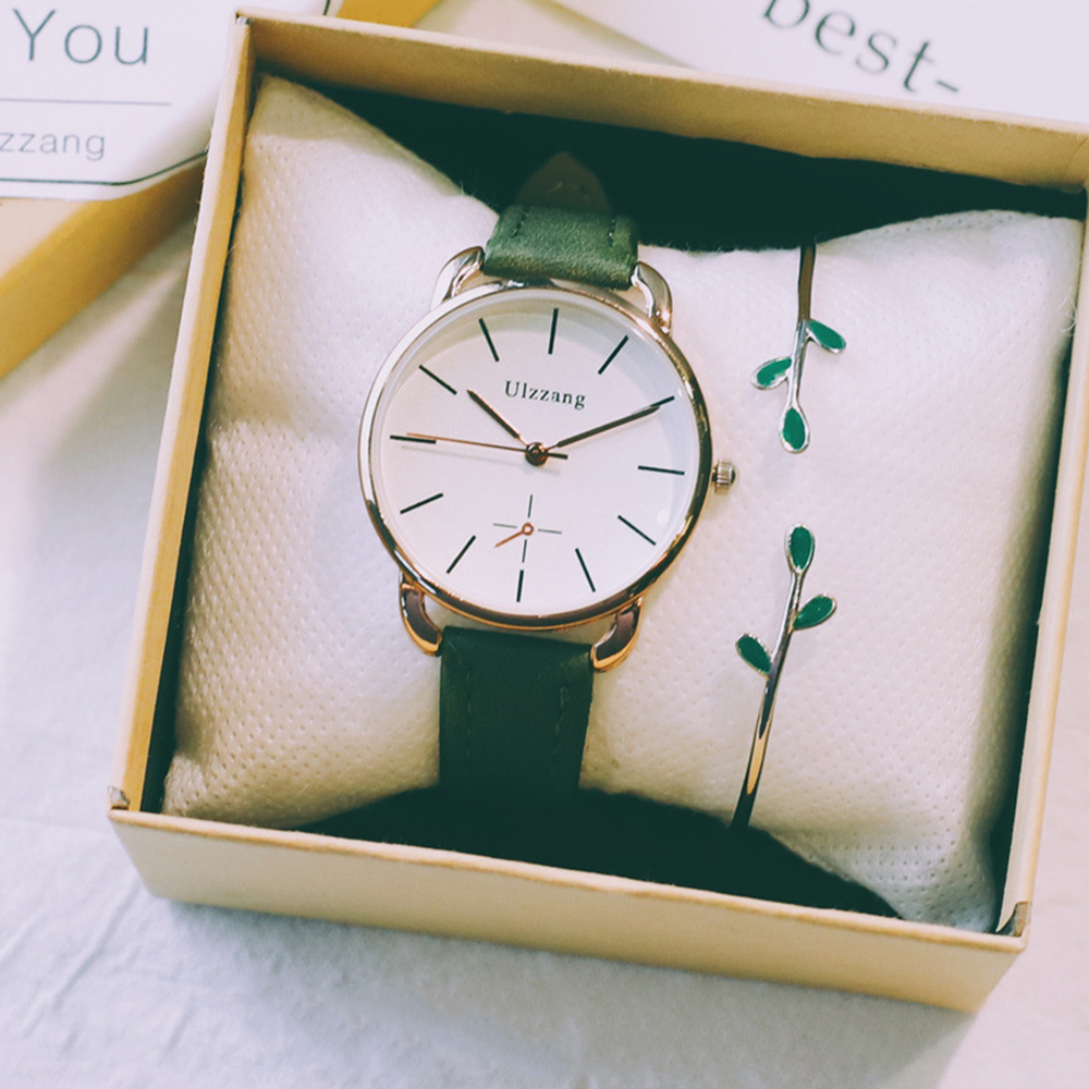 Women Watches Exquisite Simple Luxury Fashion Quartz Wristwatches Brand Woman Clock Reloj Mujer 2019 Bracelet Women's Watch