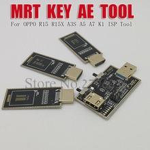 MRT Dongle AE כלי AETOOL EMMC מתכנת עבור OPPO R15 R15X A5 A7 K1 ISP כלי