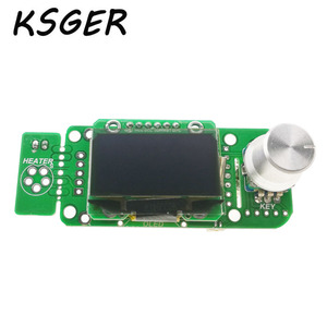 Image 3 - KSGER V2.01 STM32 OLED T12 di Saldatura Elettrica Ferro Stazione di Saldatura Temperatura Controller T12 K T12 JL02 di Saldatura Punta di Ferro