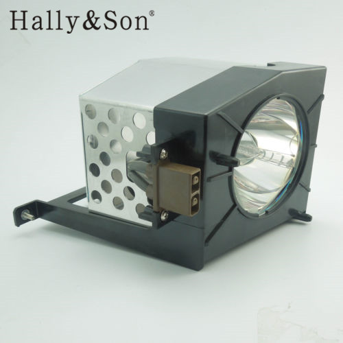 Compatible lamp D95-LMP / 23311153 / 23311153A / 23311153X for 46HM15 / 46HM95 / 46HMX85 / 52HM195 / 52HM95 / 52HMX85 replacement compatible dlp tv projector bare bulb d95 lmp 23311153 23311153a for toshiba 52hm195 52hm95 52hmx85 ect