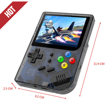 Чехол для телефона в виде ретро-игровой 300, RG300, 16G, 3 дюйма портативная игровая консоль