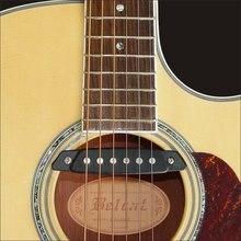 Acoustic guitar sound hole pickup for (94-105mm) diameter sound hole (Black color)