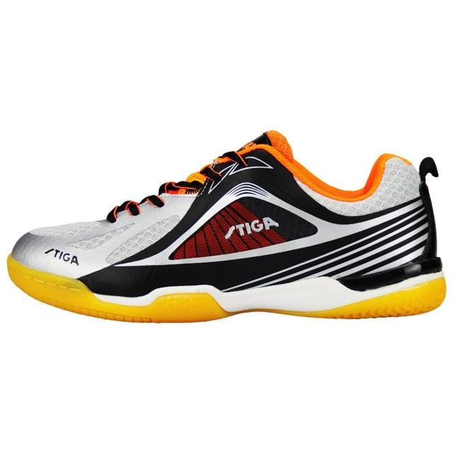 2bd40e4d2b417 2016 New original Stiga Table Tennis Shoes Zapatillas Deportivas Mujer Mens  ping pong Shoe indoor sneakers for women men CS-8511