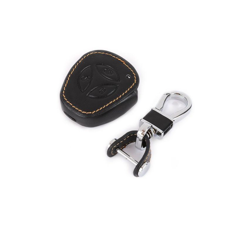 New Key Cases Car leather key case keyboard cover For LADA sport Sedan Priora Kalina Granta Vesta X-Ray X-Ray car accessories
