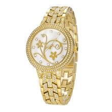 2016 de lujo de la marca mujeres relojes dama de la moda de ocio mesa de belbi relogios relojes japón movimiento de cuarzo reloj de pulsera de oro femenina