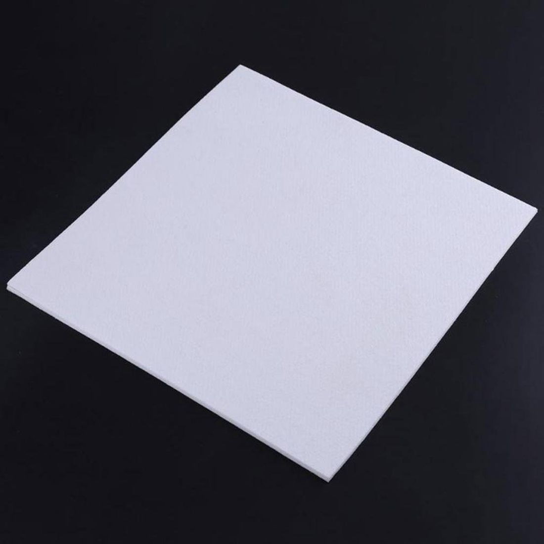 4pcs Hotbed Thermal Insulation Cottons 300*300*3 mm heated bed insulation cotton for 3D Printer heated bed