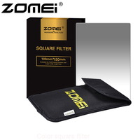 ZOMEI 150 100MM Square Filter Graduated Neutral Density ND2 ND4 ND8 ND16 For Cokin Z And