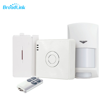 ФОТО   BroadLink S2 HUB Kit Smart home security alram system RF 433HMz Motion Door Sensor wifi wireless remote control by IOS
