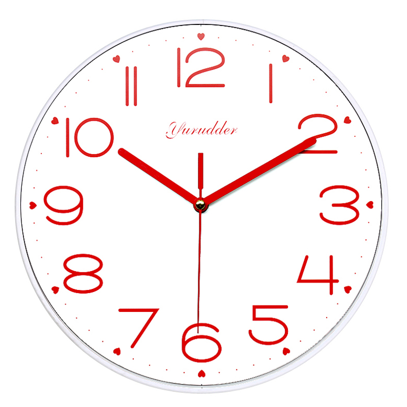 love wall clock Picture More Detailed Picture about New Arrival