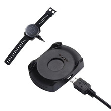 USB Dock Adattatore del Caricatore di Ricarica Cavo di Dati di Stand Cavo per Xiaomi Huami Amazfit SmartWatch 2 Stratos 2 S Sport Intelligente orologio A1609