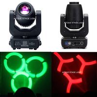 8piece Guangzhou led di new moving head led spot led 150w led moving head spot