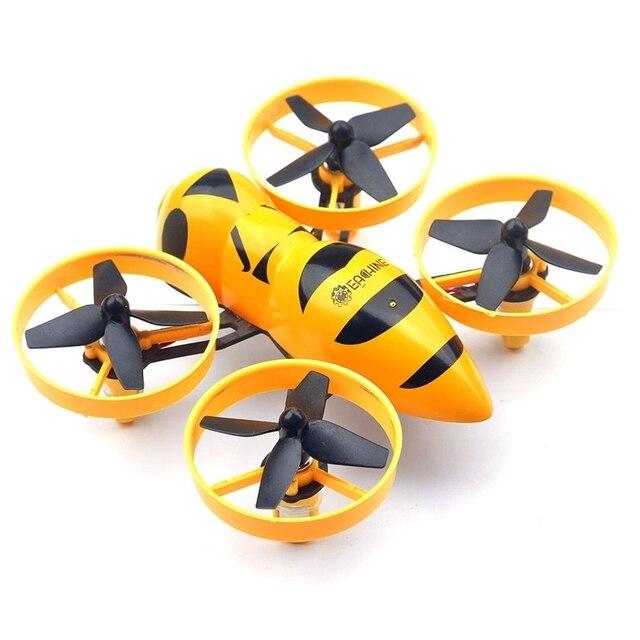 Новое Поступление Eachine Fatbee FB90 90 мм Micro Quadcopter БНФ FPV СВЕТОДИОДНЫЕ Гонки На Основе F3 Полет Контроллер