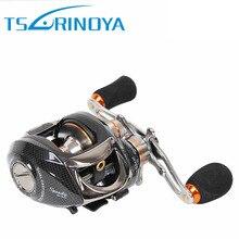 Tsurinoya кастинговая катушка 6,3: 1 Передаточное отношение металлическая Капля воды колесо 14 мяч для использования слева ручка правая ручка Рыболовная катушка для удочки