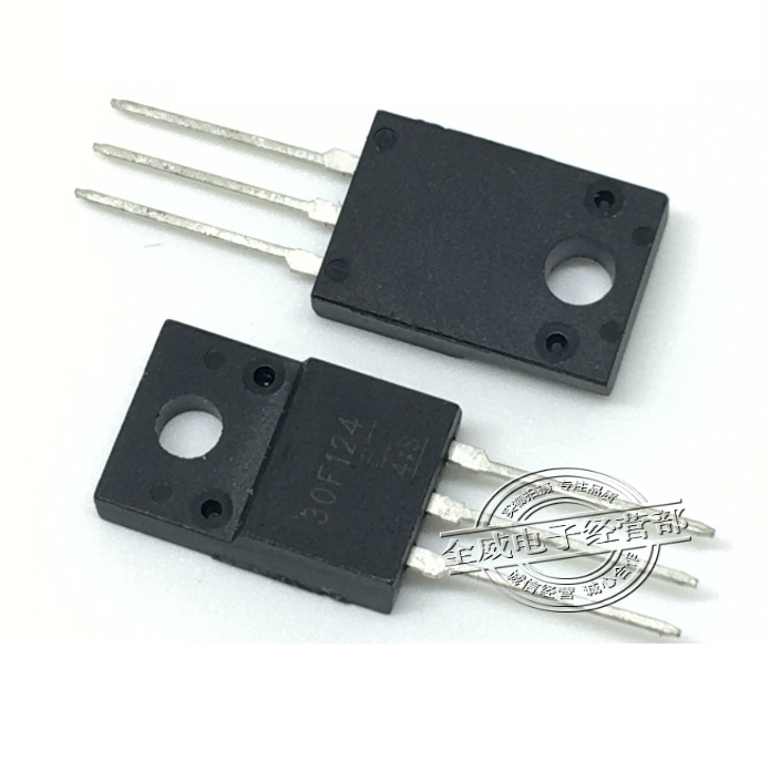 1pcs/lot GT30F124 30F124 TO-220F New Original LCD Dedicated Field Effect Transistor