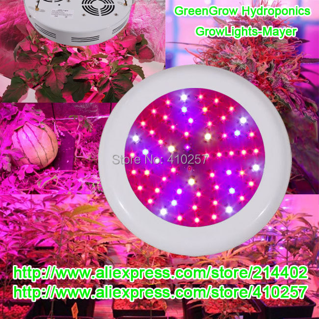 free shipping 180W Led Grow Light Panel with 60pcs 3W flowering leds for indoor plant lighting 3 years warranty,Dropshipping