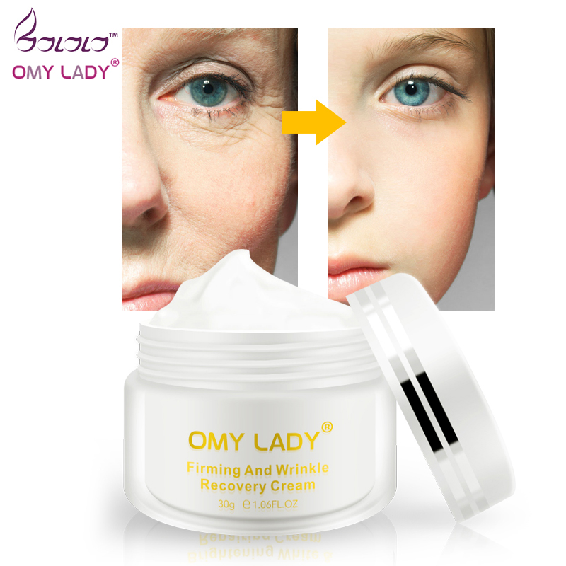 OMYLADY Face Creams Korean Cosmetic Deep Moisturizing Day Cream Hydrating Anti Wrinkle anti-aging Lift Esseence Skin Care 30g omylady 30g face creams korean cosmetic deep moisturizing day cream hydrating anti wrinkle whitening lift esseence skin care