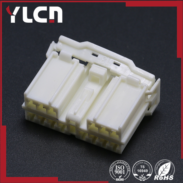 high quality 14 pin auto plastic wiring harness cable connector for rh aliexpress com