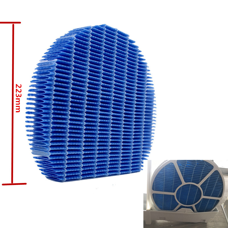 1 piece HEPA Filter Air Purifier FZ-Z380MFS for Sharp Washable filter KC-CE60-N KC-CE50-N/W KC-Z200SW Humidifiers Filters Parts air humidifier filter power factor saver air purifier water filter fz ce50sk for sharp kc ce60 n kc ce50 n w ozone generator
