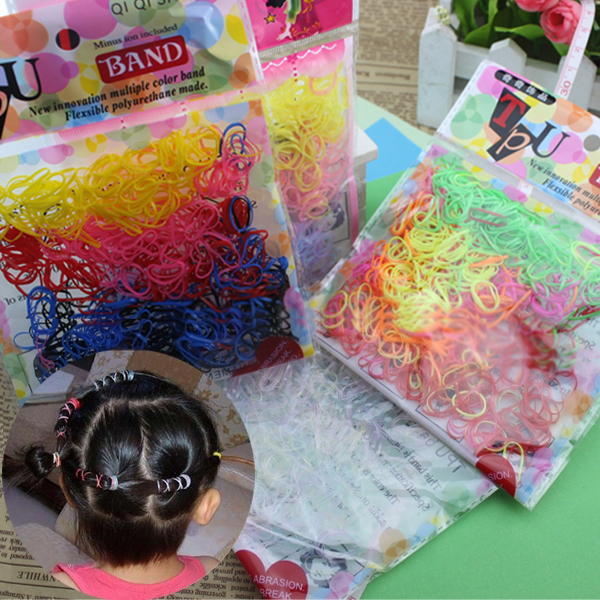 260Pcs New Children Ponytail Hair Accessories Small Disposable Rubber Hair Band 88 FS99 скатерть angel ya children tsye zb266 88