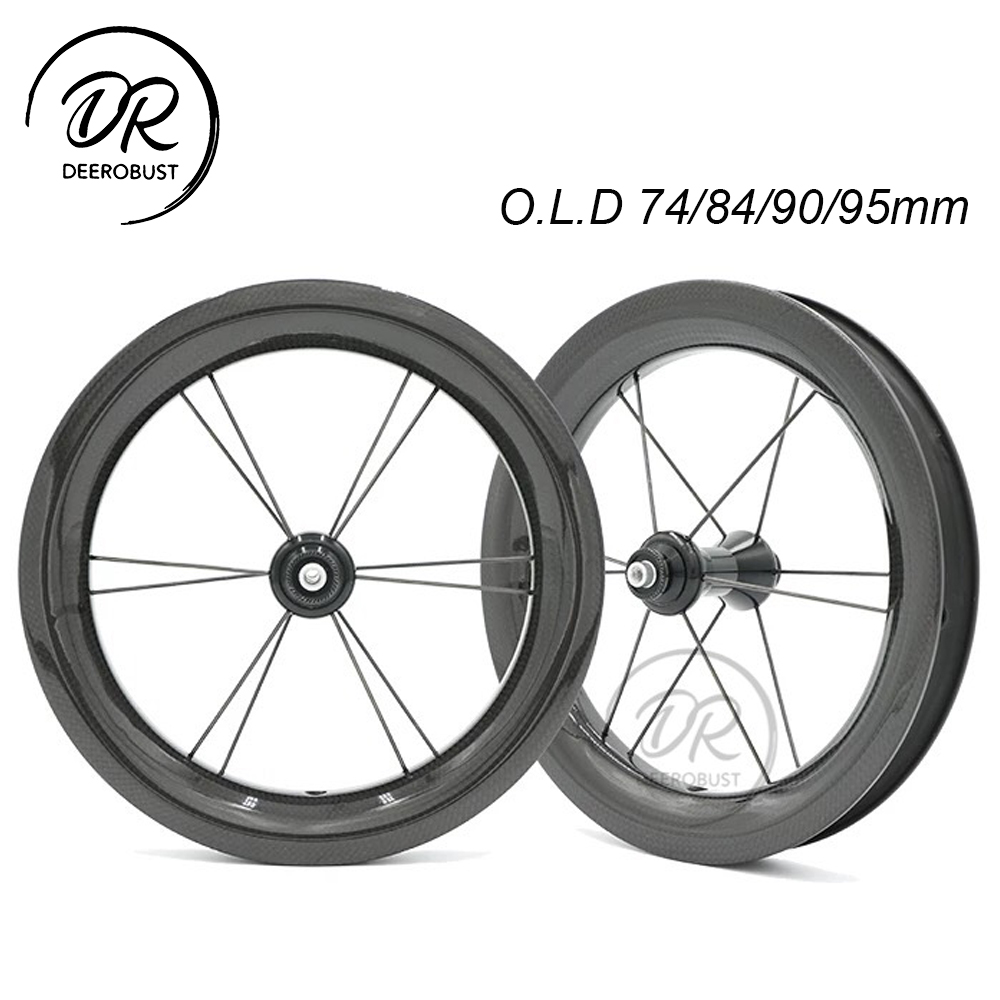 416g Straight Pull 12inch 203 25mm x 30mm Tubeless Clincher Balance Bike Carbon Wheels For 12 Kids Bicycle strider/Kokua/Puky416g Straight Pull 12inch 203 25mm x 30mm Tubeless Clincher Balance Bike Carbon Wheels For 12 Kids Bicycle strider/Kokua/Puky