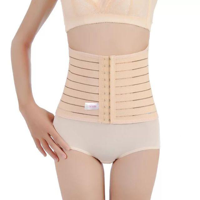 0e867462aaa9b Postpartum Belly Band After Pregnancy Belly Belt Maternity Postpartum  Bandage Band Pregnant Women Shapewear Reducers underwear