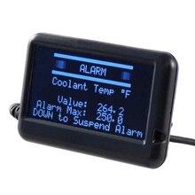 UltraGauge escáner automotriz OBD2, lector de código, medidores y Calculadora de kilometraje EM plus v1.2