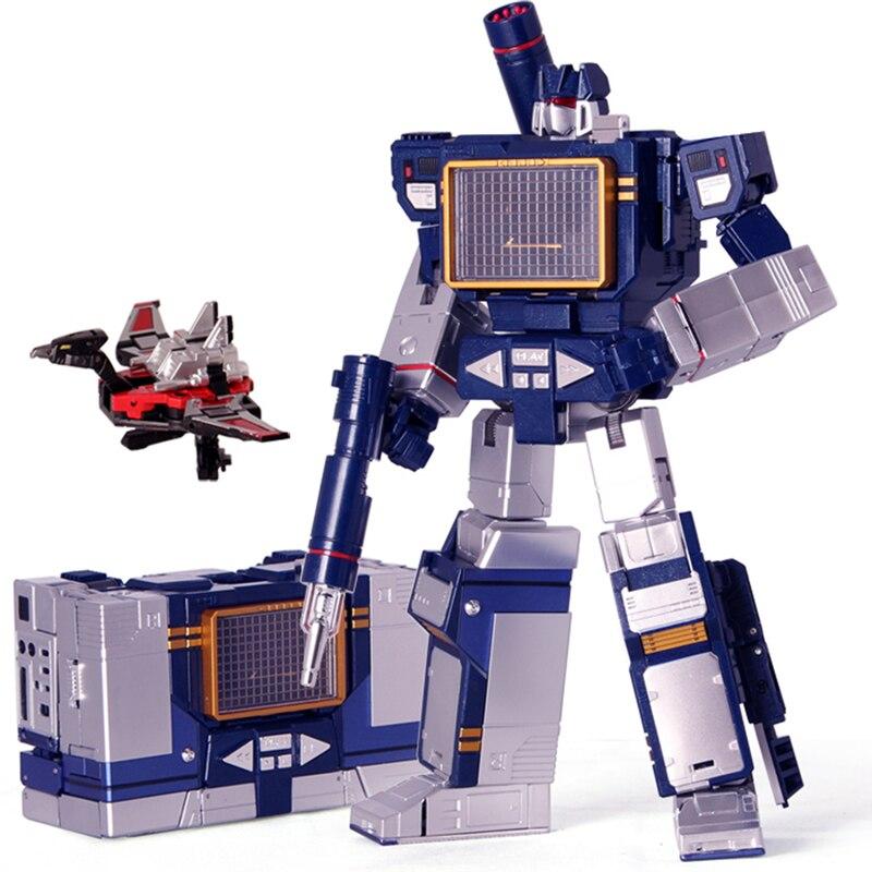 Oyuncaklar ve Hobi Ürünleri'ten Aksiyon ve Oyuncak Figürleri'de KBB Boy THF 01J Bant Dönüşüm Oyuncaklar Film 5 Klasik Aksiyon Figürü MP13 Deformasyon Robot Koleksiyonu Brinquedos Oyuncaklar'da  Grup 1