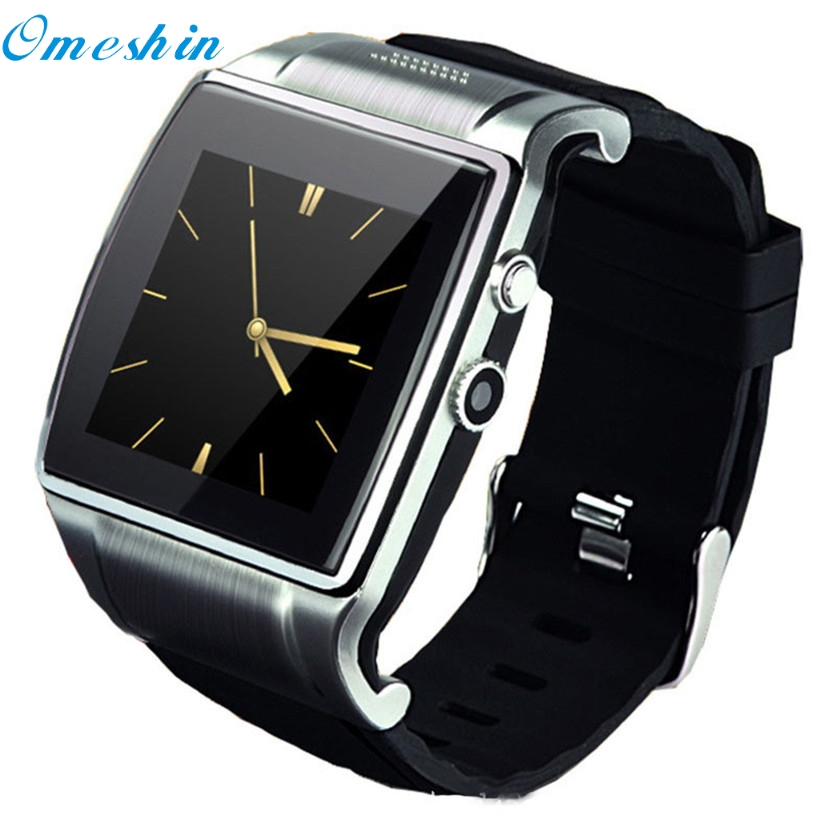 ФОТО OMESHIN SimpleStone Bluetooth V3.0 Smart Watch WristWatch 2.0MP Camera For Samsung 60414