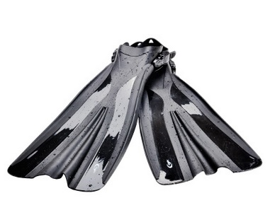 Adult Snorkeling Diving Swimming Fins Trek for Professional Swimming Foot Flipper Diving Fins Diving Flippers With Adjustable цена и фото