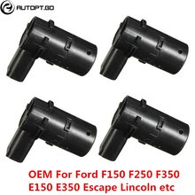 4F23-15K859-AA Bumper Backup Parking Sensor PDC Sensor For Ford F150 F250 F350 E150 E350 Escape Lincoln Truck 4F2315K859AA