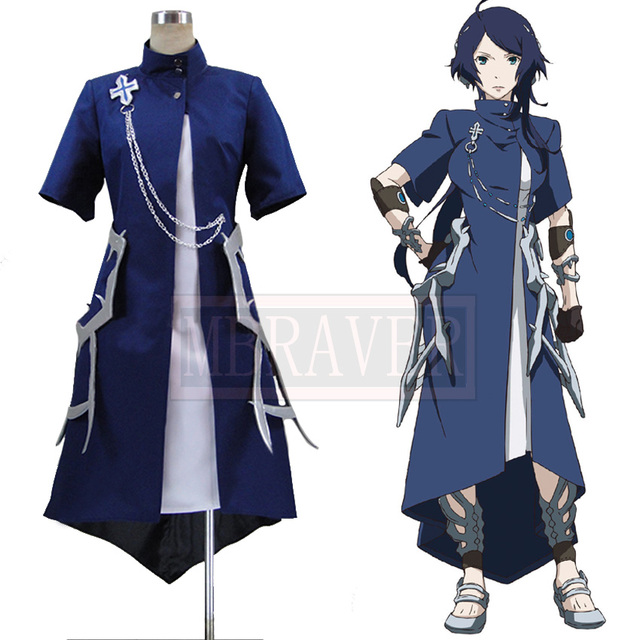 RokkaBraves of the Six Flowers Maura Chester Christmas Cosplay Costume  sc 1 st  AliExpress.com & Rokka:Braves of the Six Flowers Maura Chester Christmas Cosplay ...