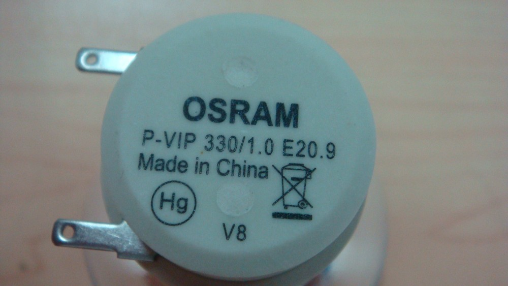 5811116765-SU Original bare lamp for VIVITEK D5000 Projector