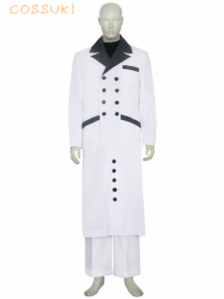 Final Fantasy VII 7 Rufus Shinra Uniform Cosplay Costume ,Perfect Custom  For You !-in Anime Costumes from Novelty & Special Use on Aliexpress.com    Alibaba ...
