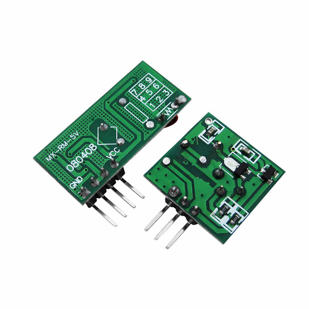 Detail Feedback Questions About Rf Wireless Receiver Module Transmitter Pair Operating At 433 Mhz Boardo 315 433mhz Dc5v Ask Ook