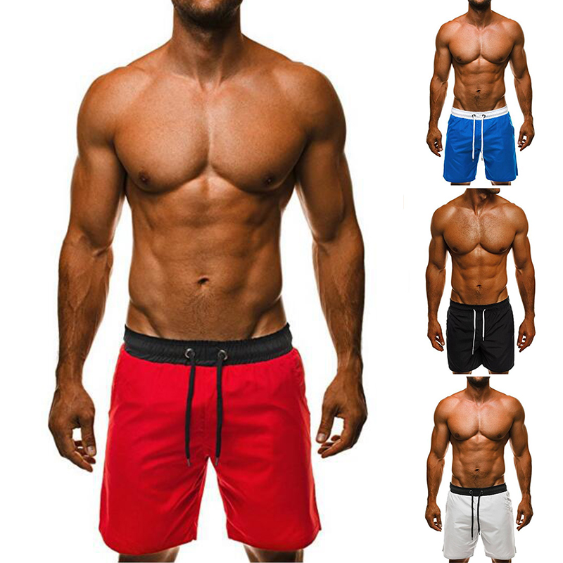 Men/'s Beach Swimwear Gym Sports Shorts Surf Board Short Pant M//L//XL//2XL//3XL