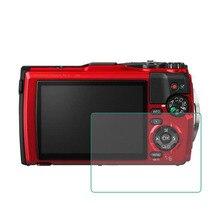 Закаленное стекло протектор для Olympus Tough TG3 TG-3 TG-4 TG4 TG5 TG-5 iHS цифровой камеры ЖК-экран Защитная пленка