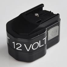 12 В перезаряжаемая Ni-MH батарея 3.0AH Замена для AEG Atlas Copco Miwaukee Беспроводная электродрель отвертка BXL12 BXS12 BXS12