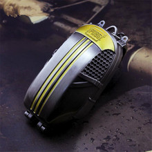 Game PUBG Parachute Playerunknown's Battlegrounds Cosplay Props Alloy Armor Model Key Chain Keychain Chicken Dinner game pubg playerunknown s battlegrounds cosplay costumes yellow sport sets man woman clothing high quality chicken dinner