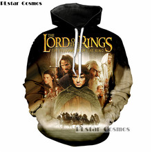 PLstar Cosmos Brand clothing TV Series The Lord of the Rings Hoodies 3D Print Women Men Vintage Outerwear hoodie casual Jacket стоимость