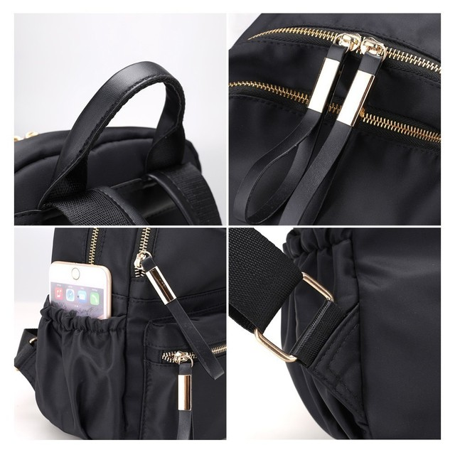 Casual Soft Urban Backpack