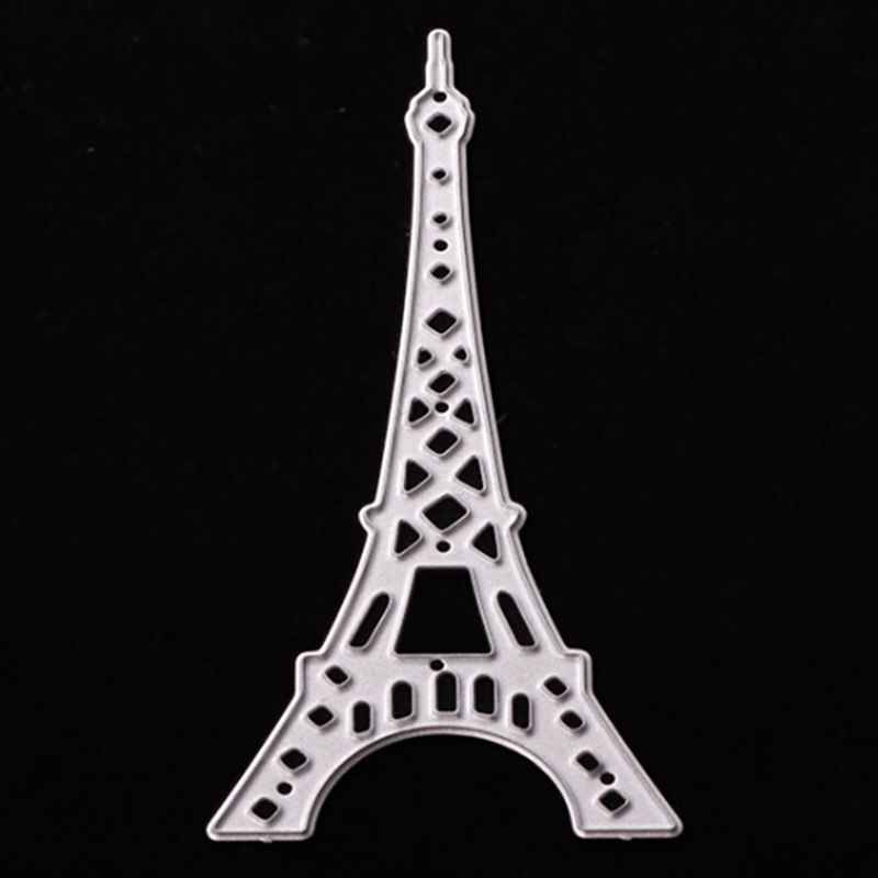 Back To Search Resultshome & Garden Arts,crafts & Sewing Responsible Cute Good Pa-ris The Eiff-el Tower Metal Crafts Cutting Dies Stencils Photo Album Embossing Craft Paper Cards Diy Scrapbooking