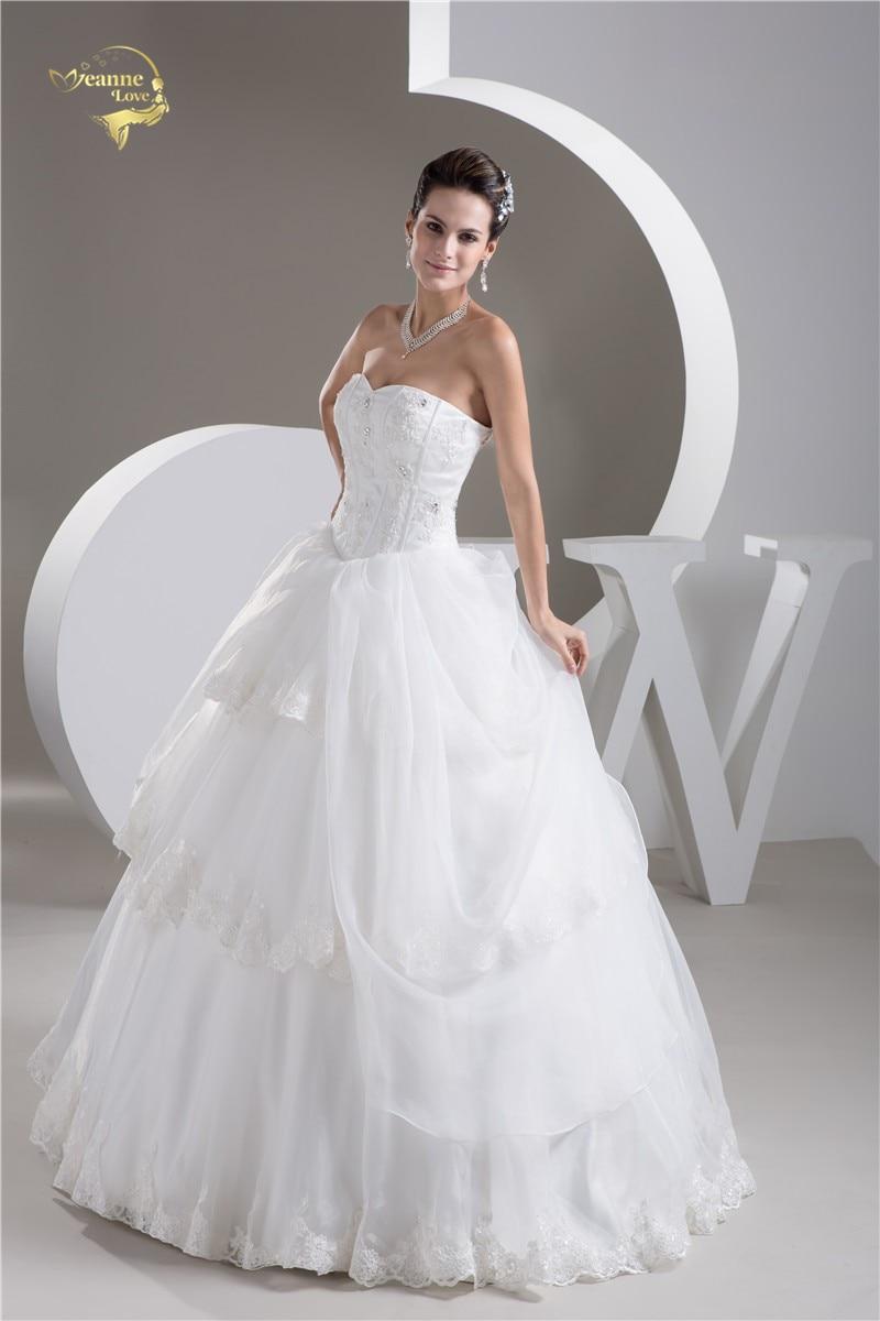 2016 White Luxury Vestido De Noiva Robe De Mariage Bridal A Line Tulle Lace Applique vintage Wedding Dresses Casamento YN 9513