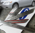 ACCESSORIES FIT FOR 2007 2008 2009 2010 2011 TOYOTA CAMRY STAINLESS DOOR SCUFF SILL SILLS PANEL STEP PLATES