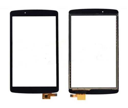 For LG G Pad F 8.0 V480 V490 Touch Screen Digitizer Glass Panel Replacement Black+Tools